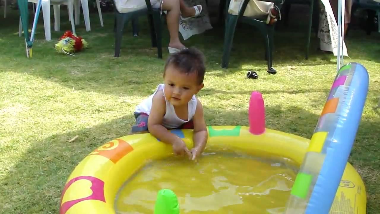Jugando con agua show disco chilena - 3 3