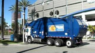 PACKER BODY - FRONT LOADER - LONG BEACH