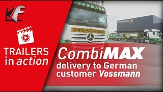 FAYMONVILLE CombiMAX - delivery to German customer Vossmann