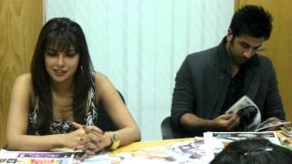 Barfi - Barfi! - Ranbir and Priyanka's interview in Dubai
