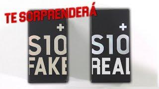 S10+ FAKE vs REAL (Español)