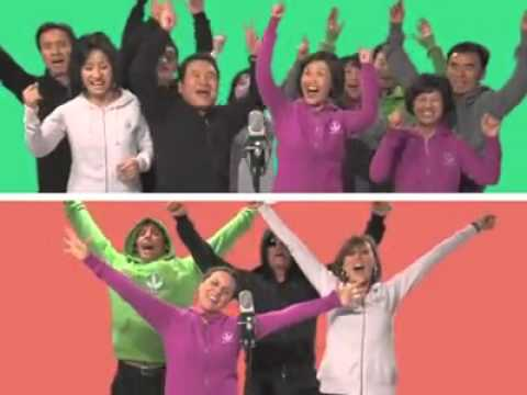 Presidents Team Singing Herbalife Song video