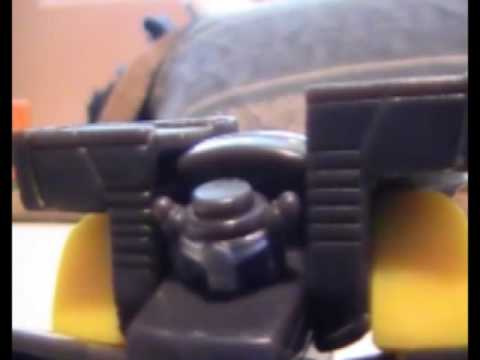 Transformers Dead End 3 Stop Motion
