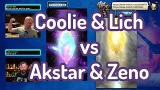 [FFBE] Akstar & Zeno Pulls - Coolie & Lich spend over 200k Lapis