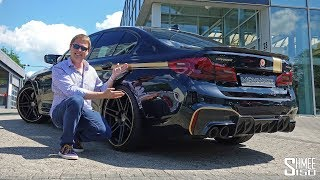 Manhart MH5 700 - Does the BMW M5 Need More Power?