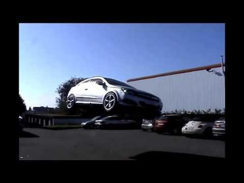 Уникальное видео | Opel Верталет