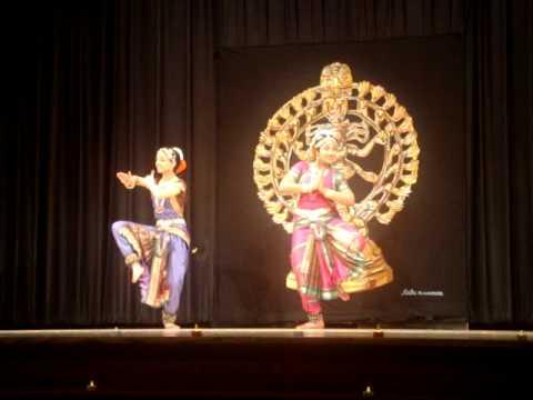 Anandanadanam - Bharathanatyam Arangettam by Jyothi and Akhila in Houston 1-3-09