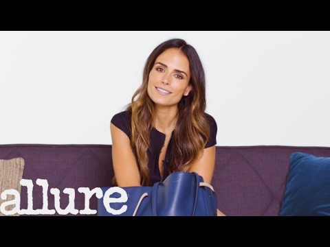 Jordana Brewster Always Keeps This in Her Bag — and It's Because of Her Kids   Allure