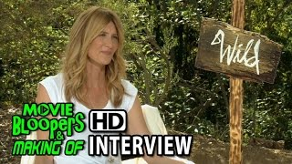 Wild (2014) Interview - Laura Dern (Bobbi)