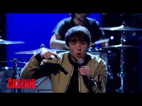 Emblem3 Perform '3000 Miles' on The Arsenio Hall Show
