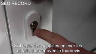 Comment ouvrir une porte sans la clés