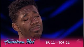Download Lagu Marcio Donaldson: This Performance Will MELT Your Heart! | American Idol 2018 Gratis STAFABAND