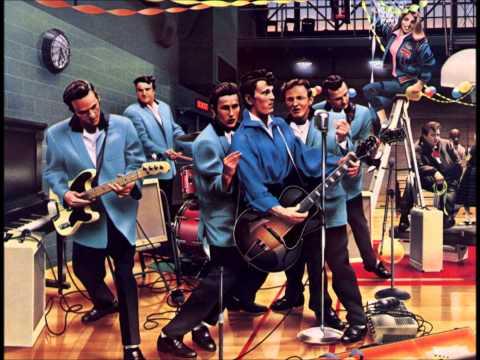 Gene Vincent - Dance To The Bop