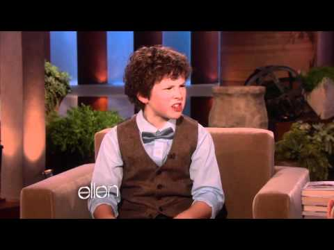Nolan Gould from 'Modern Family' is a Genius!.mp4