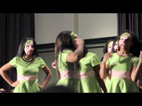 Fall 2013 Eta Psi Chapter of Alpha Kappa Alpha Sorority, Inc. Neophyte Presentation