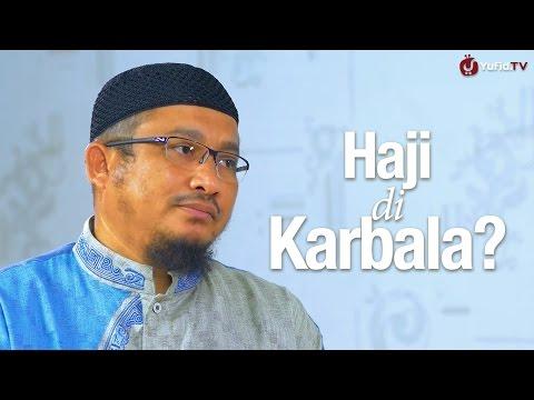 Bincang Santai: Haji Di Karbala? - Ustadz Abdullah Taslim, MA.