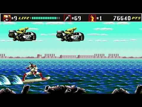 Shinobi III Whirlwind Sonic 3 Remix