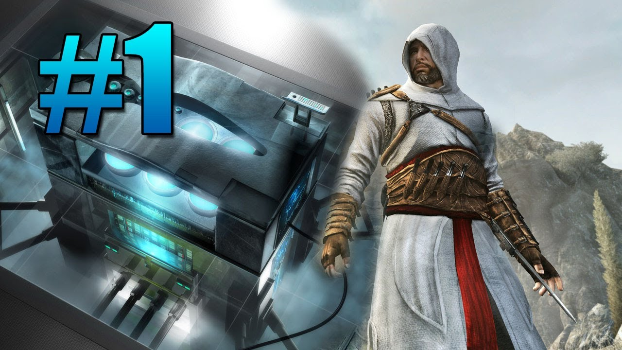 Assassin 39 s creed 1 parte 1 iniciaci n en abstergo youtube - Assassin s creed pictures ...