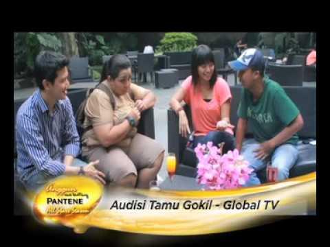 Make Over Audition Annisa - Anggun Cari Bintang Pantene 2012 All Star Season