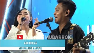 Download lagu AKU IKHLAS---YENI INKA VS LEK SUPARDI 😀 MAHA LAJU JIOOSSSSS MASIOOKKK