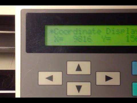 Roland PNC-1000 CAMM-1 Vinyl Cutter