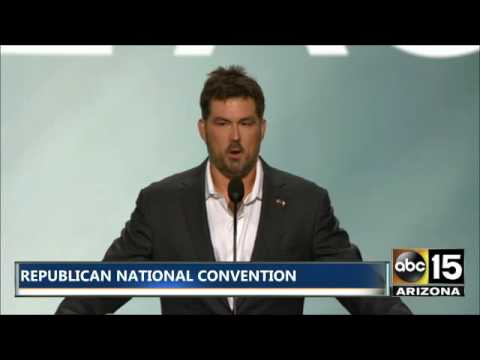 FULL: Gov. Rick Perry & Marcus Luttrell Speech at Republican National Convention