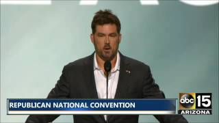 FULL SPEECH: Gov. Rick Perry & Marcus Luttrell - Republican National Convention - LONE SURVIVOR