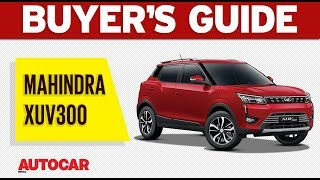 Mahindra XUV300 - Which Variant to Buy | Buyer's Guide | Autocar India