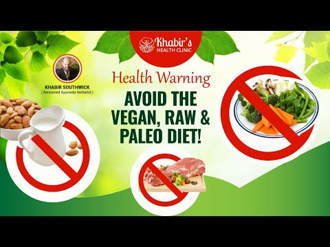 Why the Raw Food Diet is NOT a Long-term Sustainable Diet.