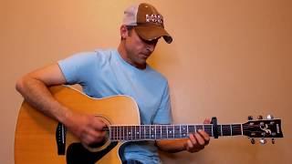 Download Lagu She Ain't In It - Jon Pardi - Guitar Lesson | Tutorial Gratis STAFABAND