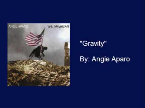 Angie Aparo - Gravity