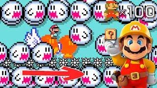 NO PUEDE SER POSIBLE 😱 !!! - SLSP - SUPER EXPERTO NO SKIP #76 | Super Mario Maker