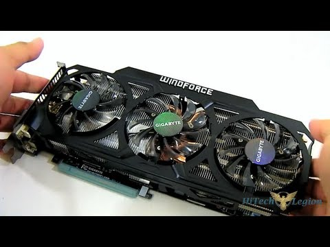 Gigabyte Gtx 770 Oc 2gb Windforce 3x Video Card Unboxing + Review video