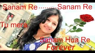 दिल खुश हो जायेगा sanam re sanam re tu mera sanam hua re| Female cover song by Duzy Rani