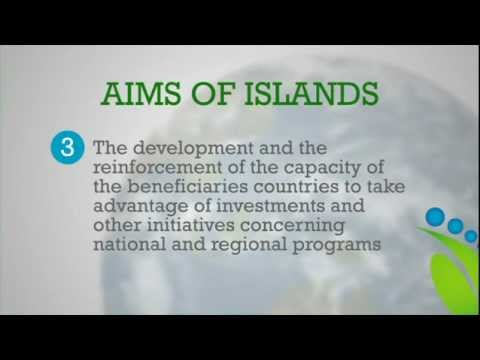 ISLANDS - Small Island Developing States of the Eastern and Southern Africa-Indian Ocean region