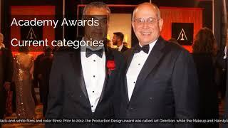 Academy Awards | Awards of Merit categories | Current categories | Discontinued categories | Pro...