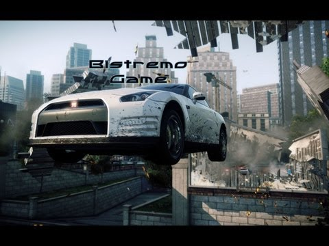 NFS10 Need For Speed 2010 rodando em GeForce GT210 1GB de RAM