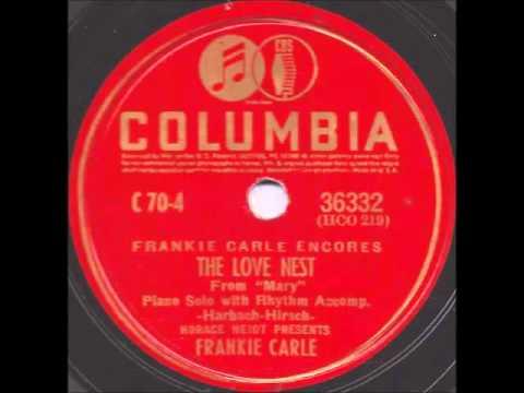 Frankie Carle encores
