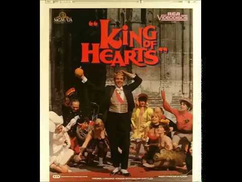 The King of Hearts Soundtrack -- 3 Les Bicyclettes