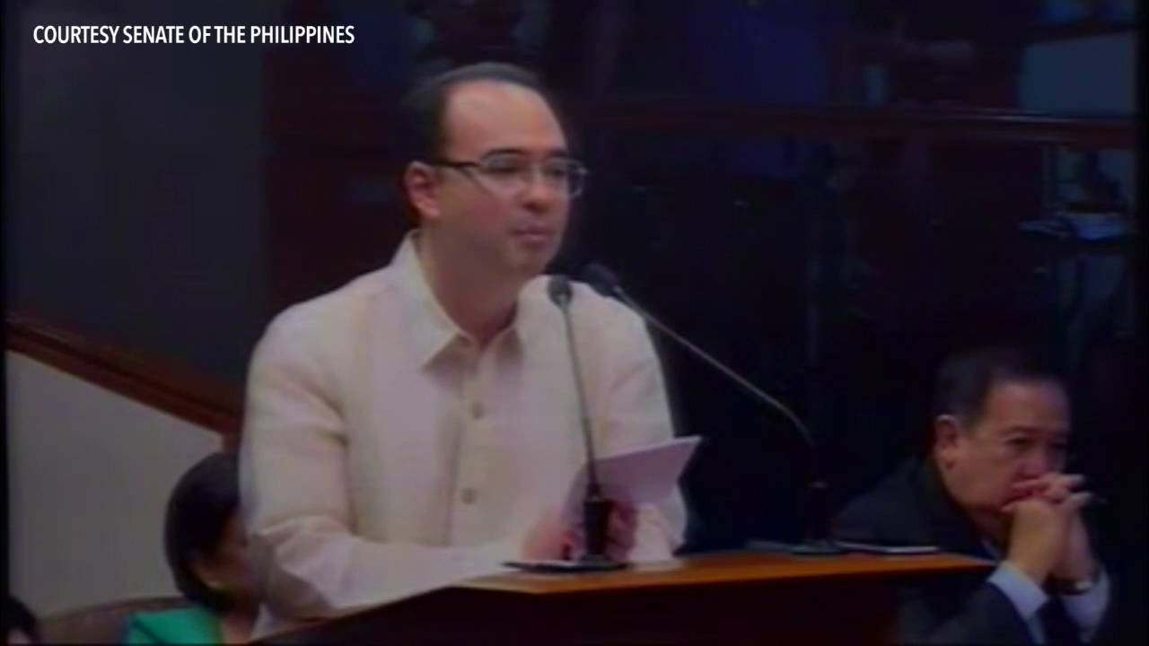 Cayetano: De Lima destroying integrity and reputation of Senate