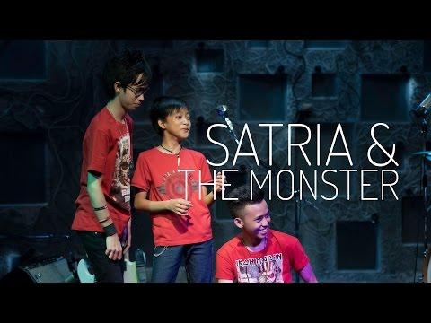 SATRIA & THE MONSTER - Serba Salah - Live at #freedomsJazz16