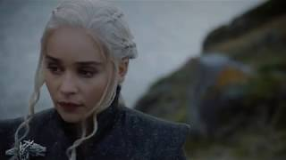 Daenerys meet Jon Snow for the first time part 2 (Game of Thrones season 7 episode 3 Daenerys)