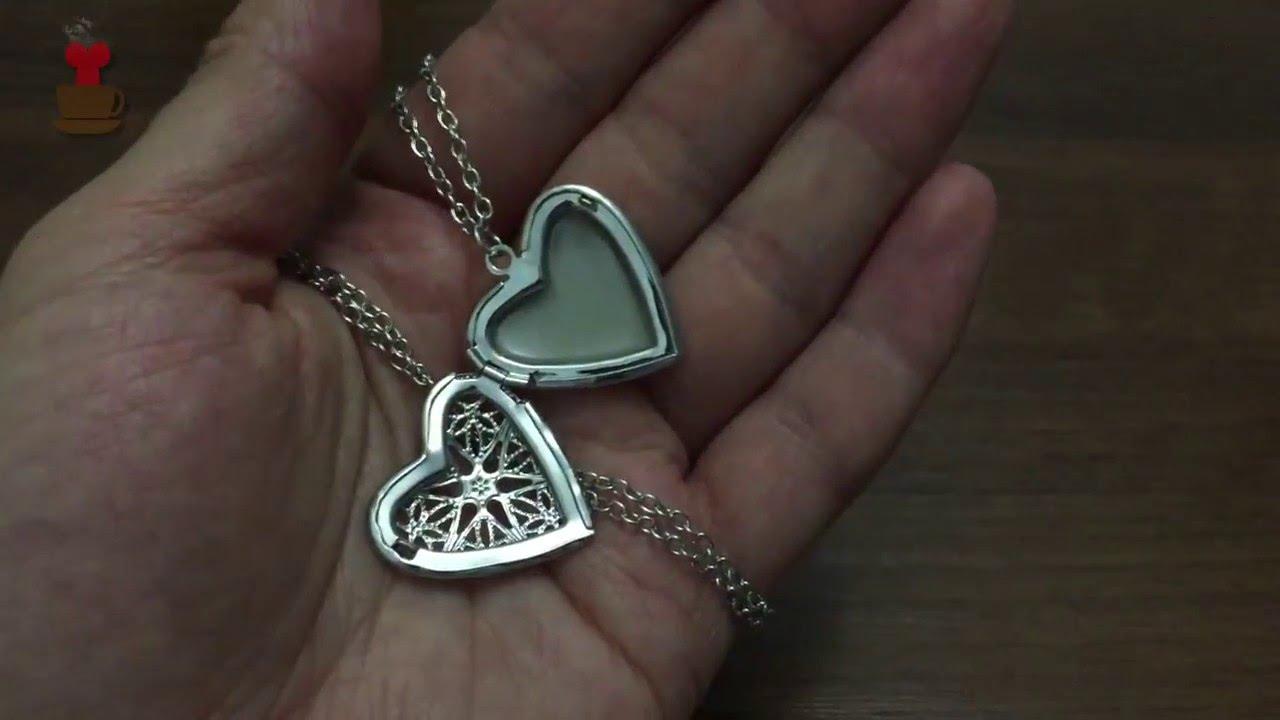 Медальон подарок девушке 83