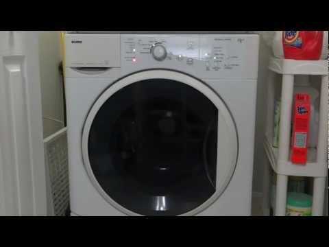 Kenmore He2 Washing Machine Washer Drain Problem Fixed