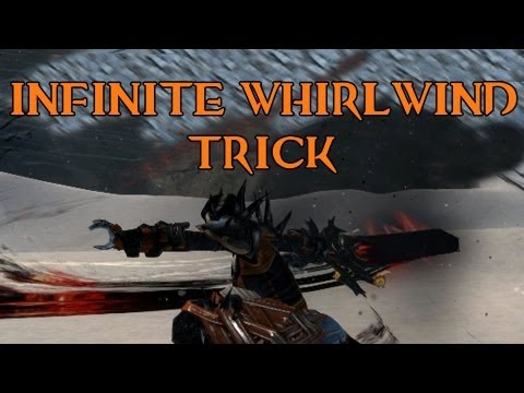 Guild Wars 2 | Infinite Whirlwind Trick