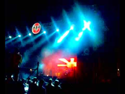 CHICANE live at  Bacardi Blast goa 2009