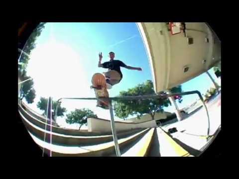 Chris Mendes Skateboarding