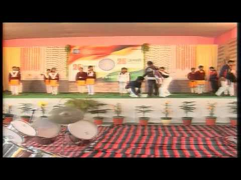 Indian Republic Day Celebration Jan 26, 2012 Shantikunj Haridwar