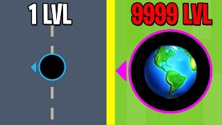 HOLE.IO WORLD RECORD - TIPS TRICKS & STRATEGY! NEW IO GAME!