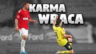 Gdy piłkarz chce się zrewanżować, czyli... KARMA WRACA!